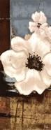 White Poppies Panel II