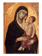 Virgin and Child portrait