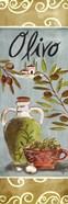 Olives On Beige II