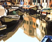 Burano Boats