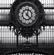 Paris clock I