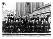 1927 Solvay Conference on Quantum Mechanics