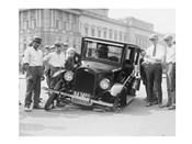 Auto Wreck, USA, 1923