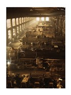 North Western Railway Locomotive Shops, Chicago, Illinois