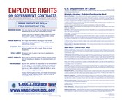 Employee Rights on Government Contracts 2012