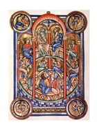 The Miracle of Pentecost, Berthold Missal