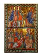 The Magi before Herod