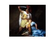 Rhadamistus Killing Zenobia