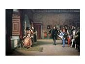 Presentation by Don John of Austria to Charles V