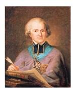 Portrait of Adam Naruszewicz