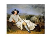 Goethe in the Roman Campagna