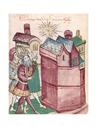 Henry III Sees the New Star of the Town of Tivoli