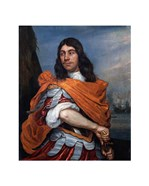 Cornelis Tromp in Roman Costume