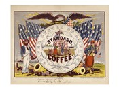 United States of America, our standard coffee
