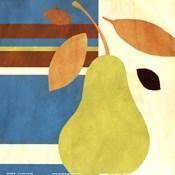 Merry Pear I (Blue)