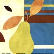 Merry Pear II (Blue)