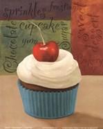 Cherry Cupcakes I