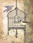 Botanical Birdcage II