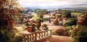 Balcony Paradiso -ovsz
