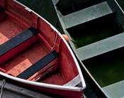 Wooden Rowboats VIII
