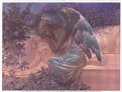 Angel at Rest - foil