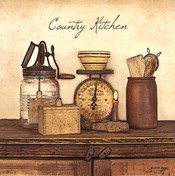 Country Kitchen - square