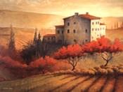 Old Tuscan Villa