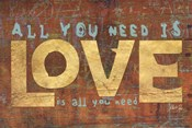 All You Need Is Love I