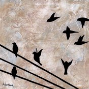 Birds On A Wire II