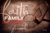 Faith Family Basketball