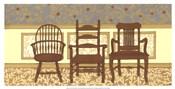 Arts & Crafts Chairs I