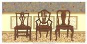 Arts & Crafts Chairs II