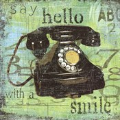Hello With A Smile