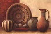 Basket and Vessels