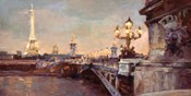 Parisian Evening Crop
