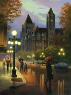 Rainy Twilight