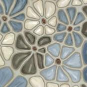 Tiled Petals II