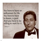 Enthusiasm for Life, Jimmy V