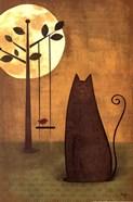 Cat Tails II