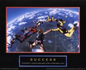 Success - Skydivers