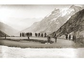 Snow on the Galibier, 1924