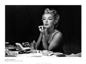 Marilyn Monroe- Back Stage