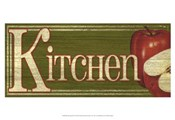Kitchen Sign III