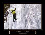 Excellence-Snow Climber