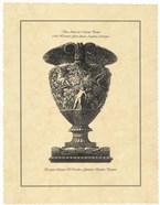 Vintage Harvest Urn I - Vaso Antico