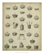 Heraldic Crowns & Coronets II