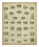 Heraldic Crowns & Coronets V