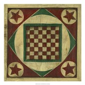Antique Checkers ***
