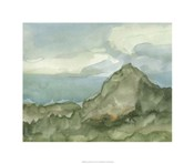 Plein Air Mountain View I