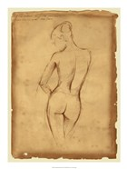 Antique Figure Study II